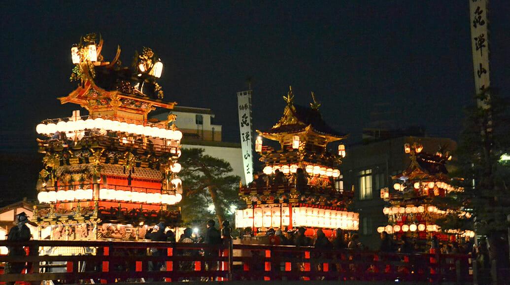 夜祭(画像)