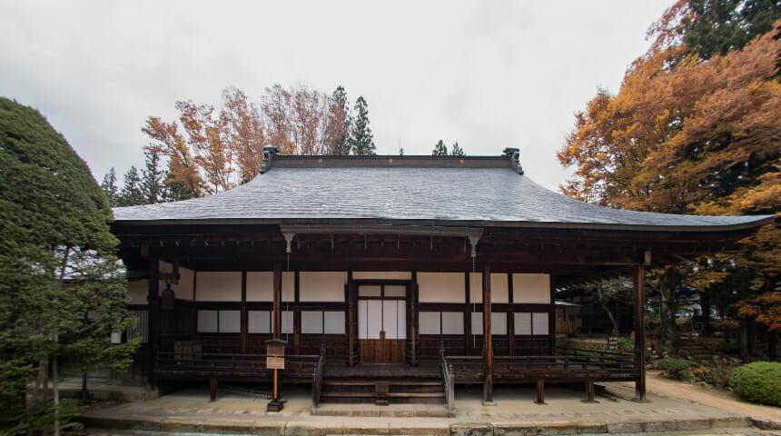 20, 法華寺本堂(日本遺産構成文化財)