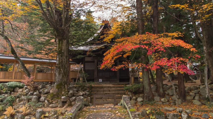 25, 法華寺番神堂(日本遺産構成文化財)