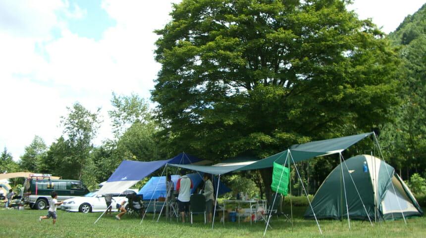 メイン画像(くるみ温泉&キャンプ)